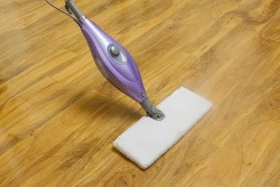 Hardwood Floor Secrets, Steam Mop