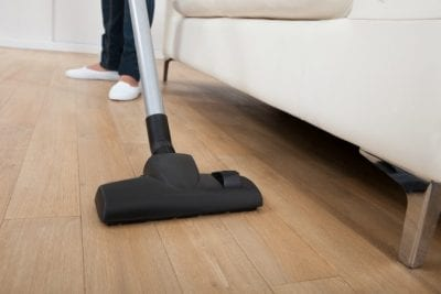 Hardwood Floor Secrets, Vacuuming Wood Floor