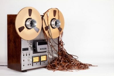 The Fear of Rejection, Reel Recorder