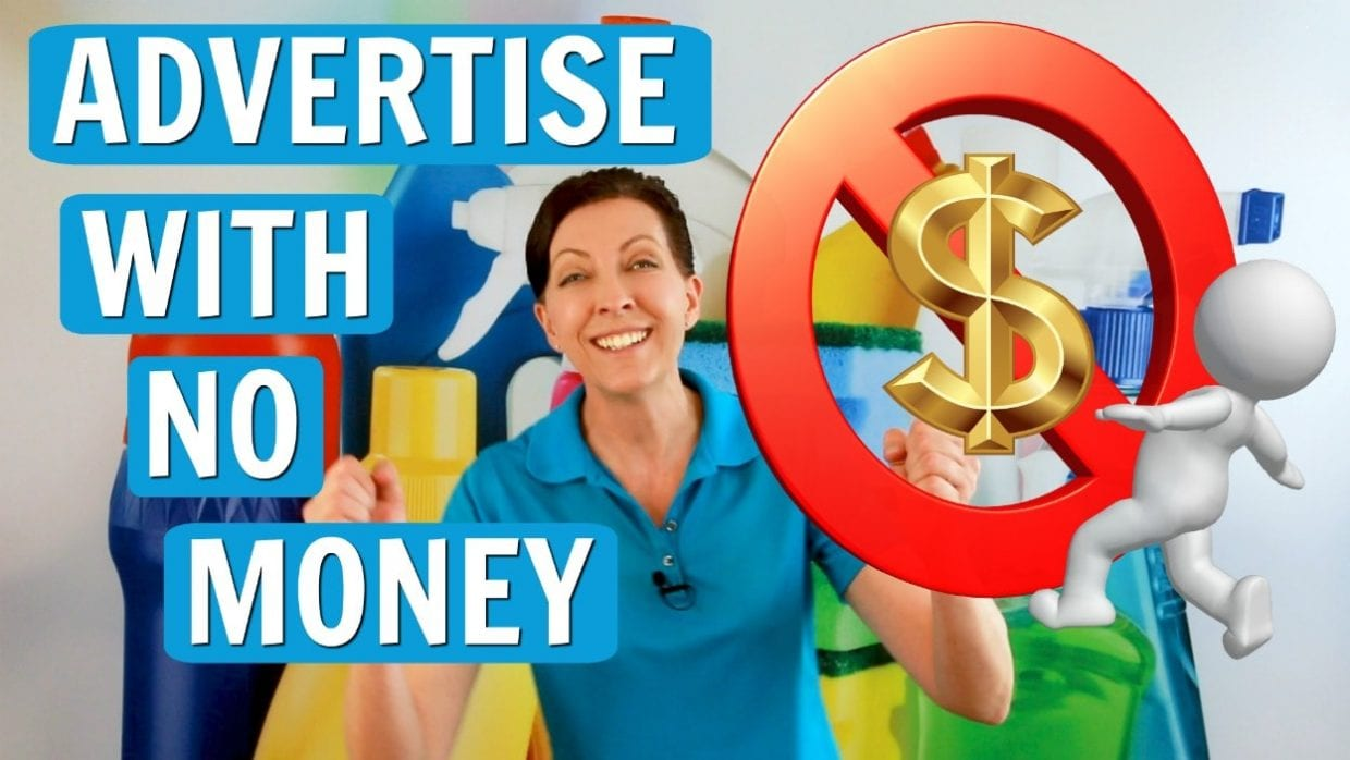 Ask a House Cleaner, Advertise a Cleaning Business with No Money, Savvy Cleaner