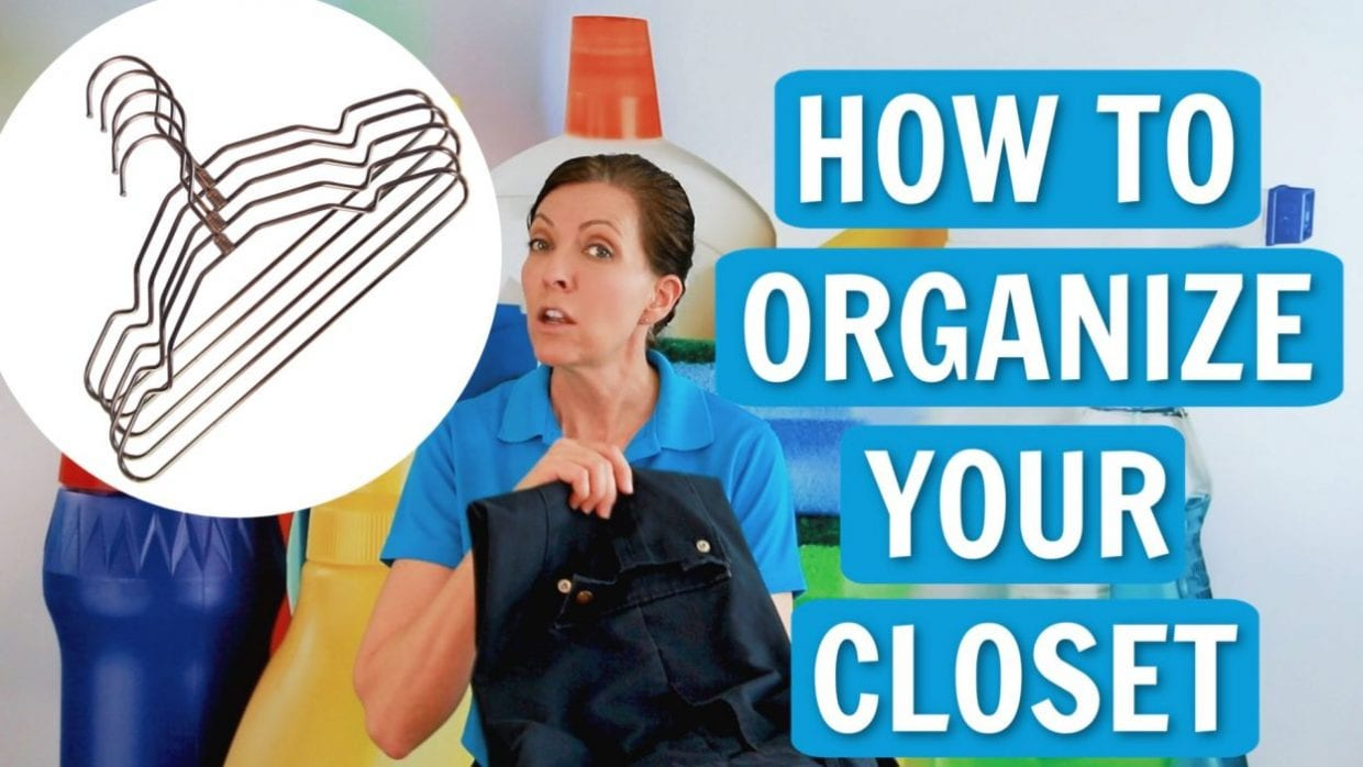 Ask a House Cleaner, How to Organize Your Closet, Savvy Cleaner