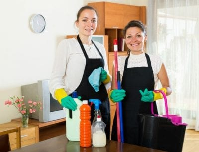 Employees Disrespect You, House Cleaners