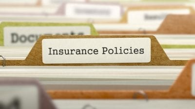 Rebuild Your Cleaning Business insurance policies folder