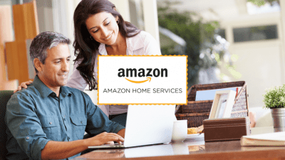 Amazon Home Services to Grow My Cleaning Company, Woman and Man Amazon Home Services