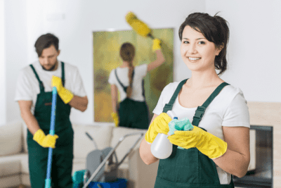 How to Ask for a Raise in House Cleaning, House Cleaning Team