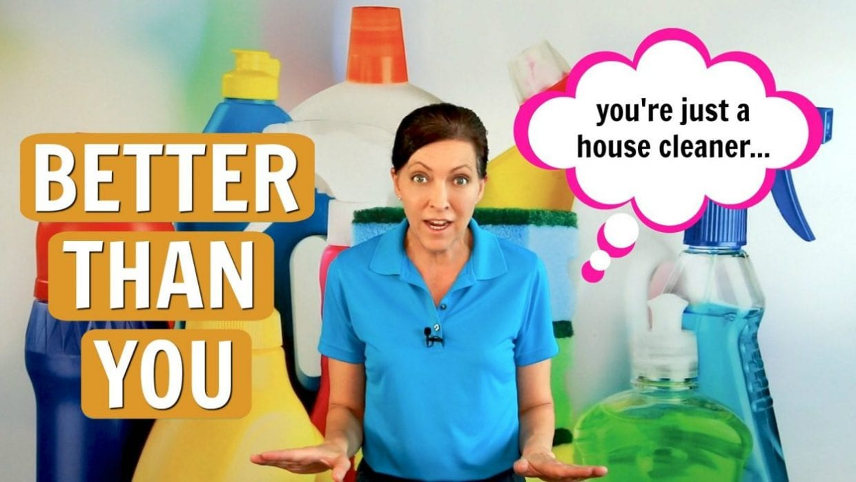 Better Than You, Savvy Cleaner-Featured