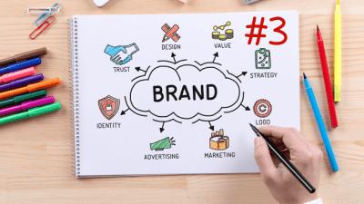 Create My Own Franchise, Branding