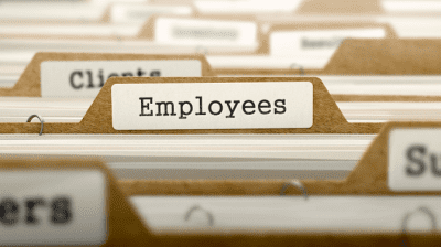 Employee Handbook Guide, Employee Files