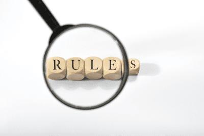 Employee Handbook Guide, Rules