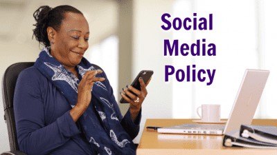 Employee Handbook Guide, Social Media Policy