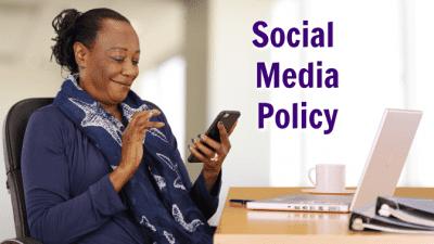 Employee Handbook Guide, Social Media Policy