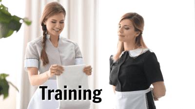 Employee Handbook Guide, Training