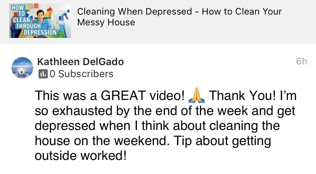 This was a great video, Ask a House Cleaner Testimonial