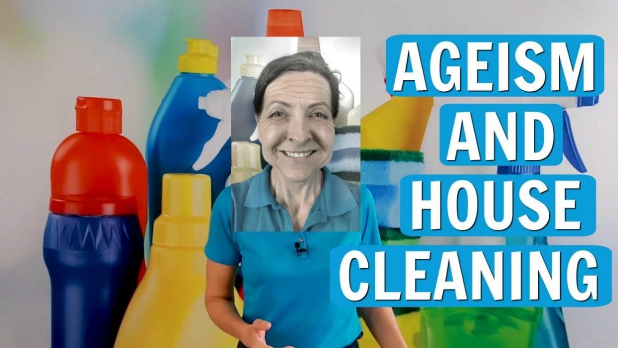 557 Ask a House Cleaner, Ageism, Age Discrimination, Savvy Cleaner