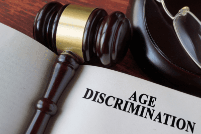 Ageism - Age Discrimination, Age Discrimination and Gavel