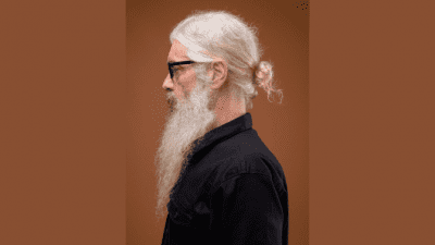 Ageism - Age Discrimination, Man Bun