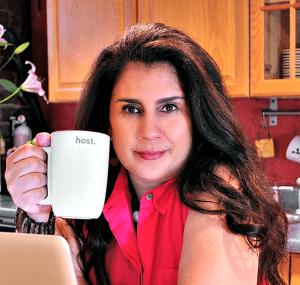 Evelyn Badia, The Hosting Hourney, Savvy Cleaner Correspondent