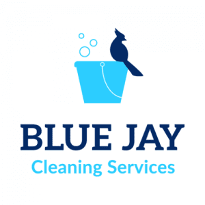 Blue Jay Cleaning Services Logo
