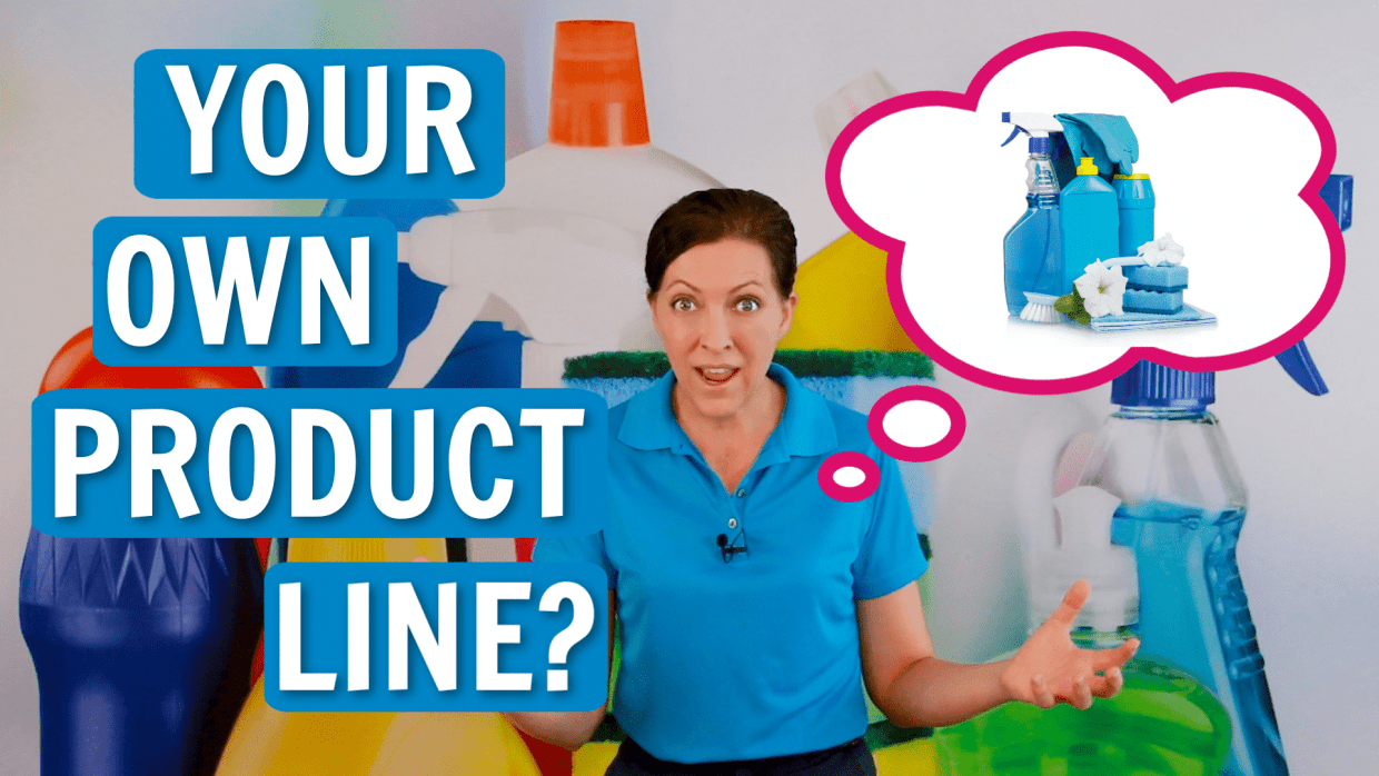 Create Your Own Line of Cleaning Products, Angela Brown, Savvy Cleaner