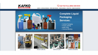 Create Your Own Line of Cleaning Products, Kafko