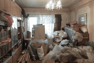 Hoarding Jobs, Messy House