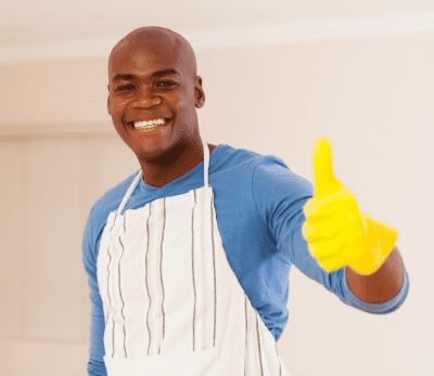 If I Did a Good Job, Man With Thumbs Up