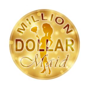 Million Dollar Maid Logo