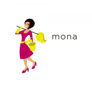 Mona Cleaning Logo