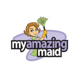 My Amazing Maid Logo