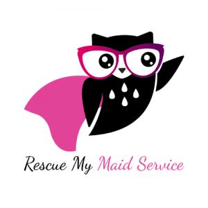 Rescue My Maid Service Logo