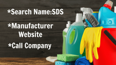 SDS Safety Data Sheets, How to Find SDS