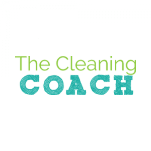 The Cleaning Coach Logo
