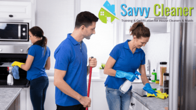 The Rules Do Apply To You, House Cleaning Team, Savvy Cleaner Training
