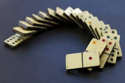 The Rules Do Apply to You, Domino Effect