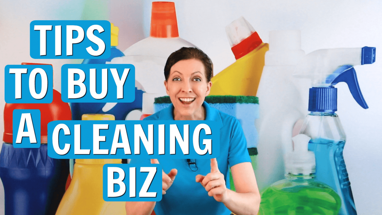 436 Ask a House Cleaner, Tips for Buying a Cleaning Business, Savvy Cleaner