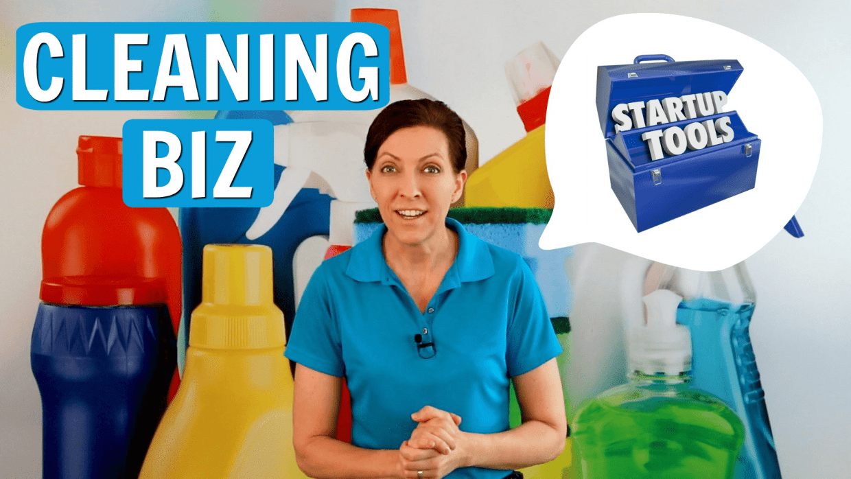472 Ask a House Cleaner, Getting Started in the Cleaning Business