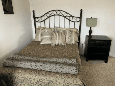 Clean Around Lived In, Single Bed