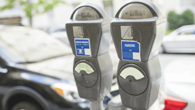 Who Pays For Parking parking meters in a city