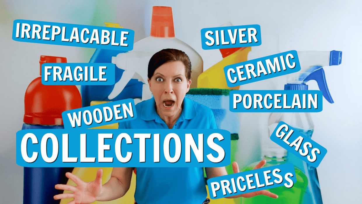 Fragile Collections, Savvy Cleaner