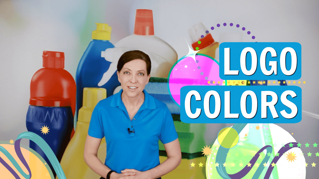 Do Logo Colors for Your Cleaning Business Matter, Angela Brown