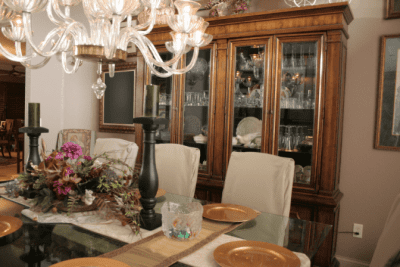 Fragile Collections, Fancy China Cabinet