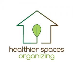 Healthier spaces organizing Logo