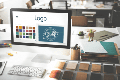Logo Colors - What Do They Mean, Designing Logo On Computer