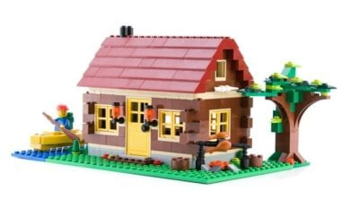 Permission to Toss, Lego House