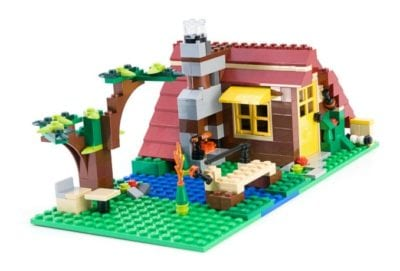 Permission to Toss, Lego Tree House
