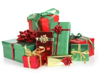 Permission to Toss, more gifts - need to make room