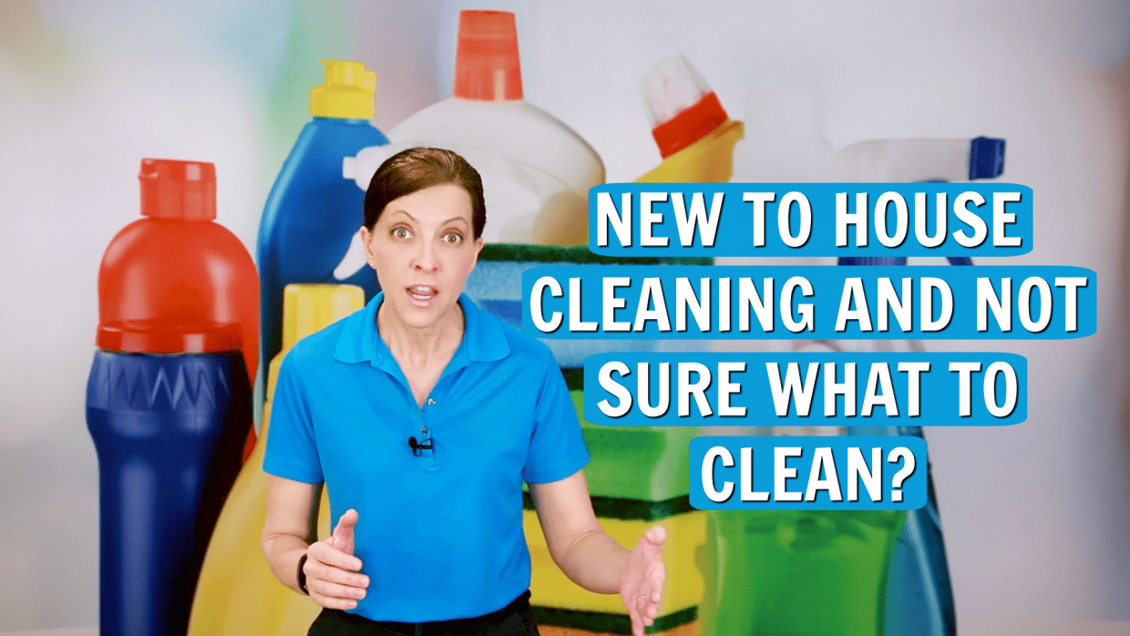 House Cleaning How to Know What to Do, Angela Brown