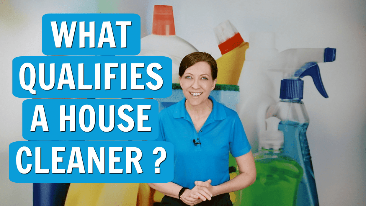 How Do You Qualify a House Cleaner, Angela Brown, Savvy Cleaner