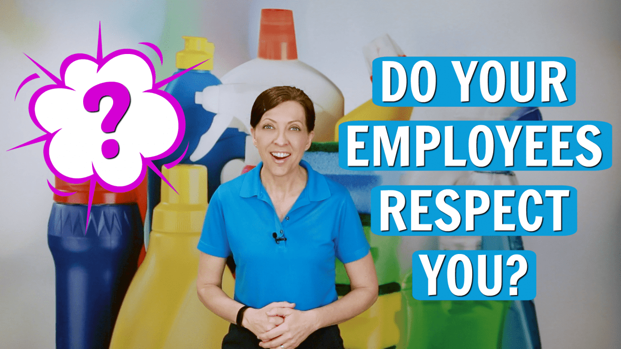 Business Owners to Gain Respect, Angela Brown, Savvy Cleaner