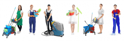 How Do You Qualify a House Cleaner, Many House Cleaners